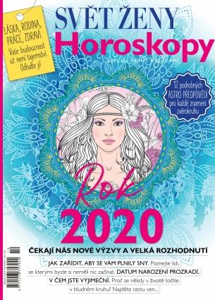 Svět ženy speciál 1/2019 - Horoskopy 2020 1/2019