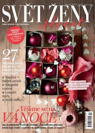 Svět ženy speciál - Advent 2015 3/2015