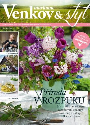 Marianne Venkov a styl 3/2019 - Bylinky