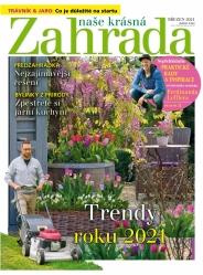 Naše krásná zahrada 3/2021