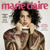 Marie Claire 10/2018