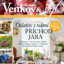 Marianne Venkov a styl 2/2019 - Jaro