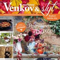 Marianne Venkov a styl – Podzim 8/2018