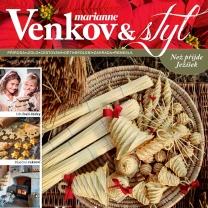 Marianne Venkov a styl 9/2018 – Než přijde Ježíšek