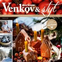 Marianne Venkov a styl 10/2019 - Vánoce